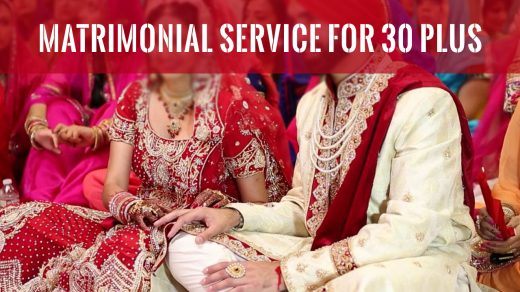 Indian matrimonial service provider for 30 plus