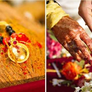 Things That Happen Only At A South Indian Wedding